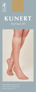Mystique Cashmere Knee highs