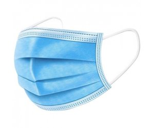 3ply disposable protective mask