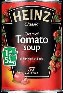 Heinz tomatensoep