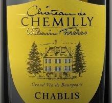 Chablis Château de Chemilly