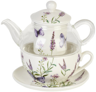 La Lavande, Tea for one Theepot